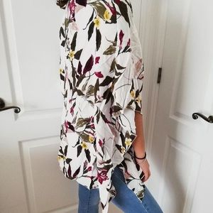 Sweaters - Floral Kimono , perfect for everyday wear